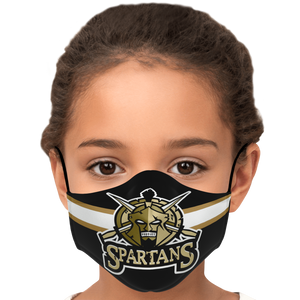 Southern Oregon Spartans Facemask