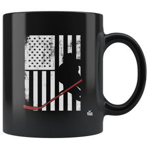 USA Hockey Mug