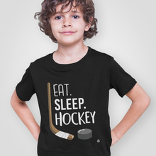 Load image into Gallery viewer, Eat. Sleep. Hockey. Shirt