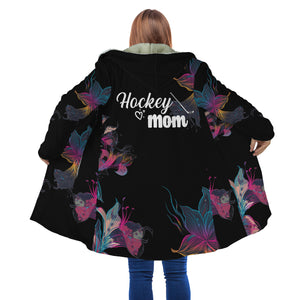 Hockey Mom Cloak