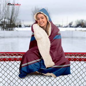 Custom Team Hooded Blankets