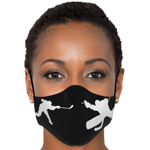 Hockey Shooter Face Mask
