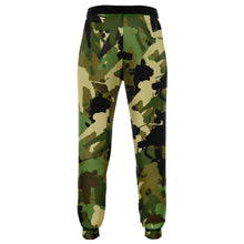 Load image into Gallery viewer, Hockey Camo Fleece Joggers