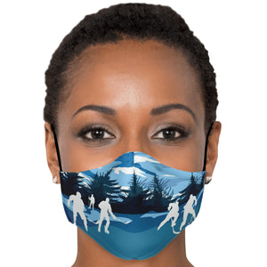 Outdoor Hockey Face Mask