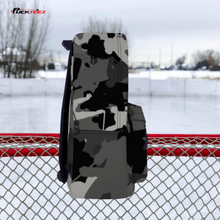 Load image into Gallery viewer, Personalized Hockey Camo Backpack