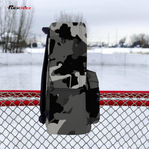 Personalized Hockey Camo Backpack