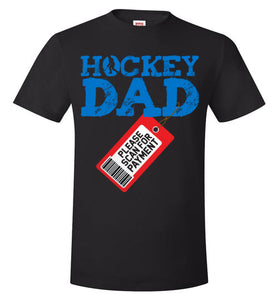 Hockey Dad Scan For Payment