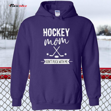 Load image into Gallery viewer, Hockey Mom Hoodie