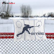 Load image into Gallery viewer, Personalized Hockey Bedding Set