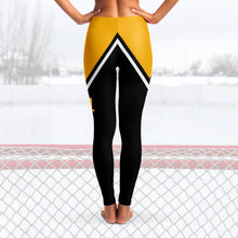 Load image into Gallery viewer, Pittsburgh Hockey Leggings