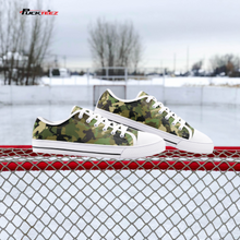 Load image into Gallery viewer, Hockey Camo Shoes