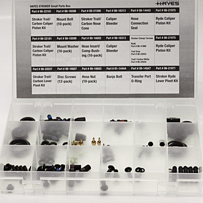 HAYES STROKER SMALL PARTS BOX