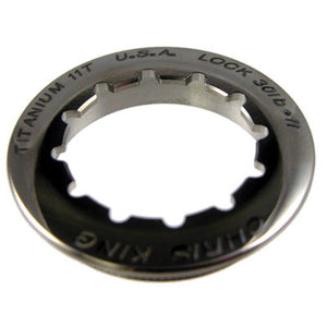 CHRIS KING LOCKRING