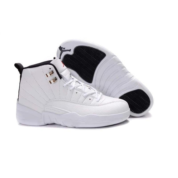 Air Jordan 12 Retro Sunrise White Shoes