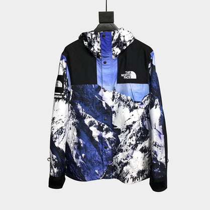 Supreme x The North Face Mountain Parka Windbreaker