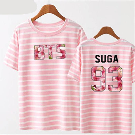 K-POP BTS T-shirt