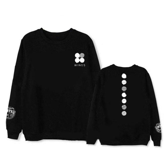 K-POP BTS Sweatshirts