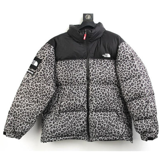 Supreme x The North Face Leopard Nuptse Jacket – FW11
