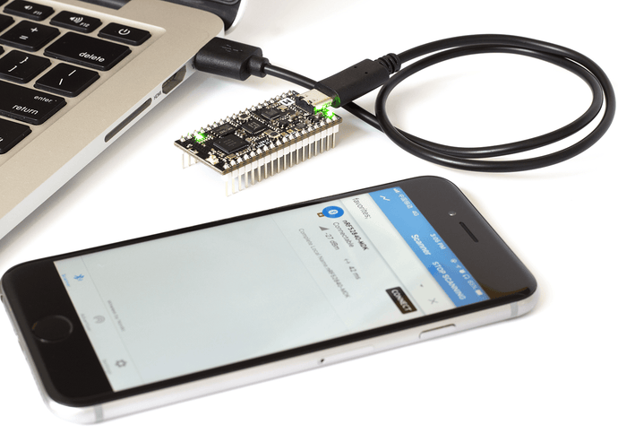 Getting Started with nRF52840-MDK