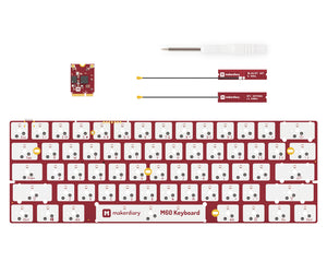 M60 Mechanical Keyboard PCBA