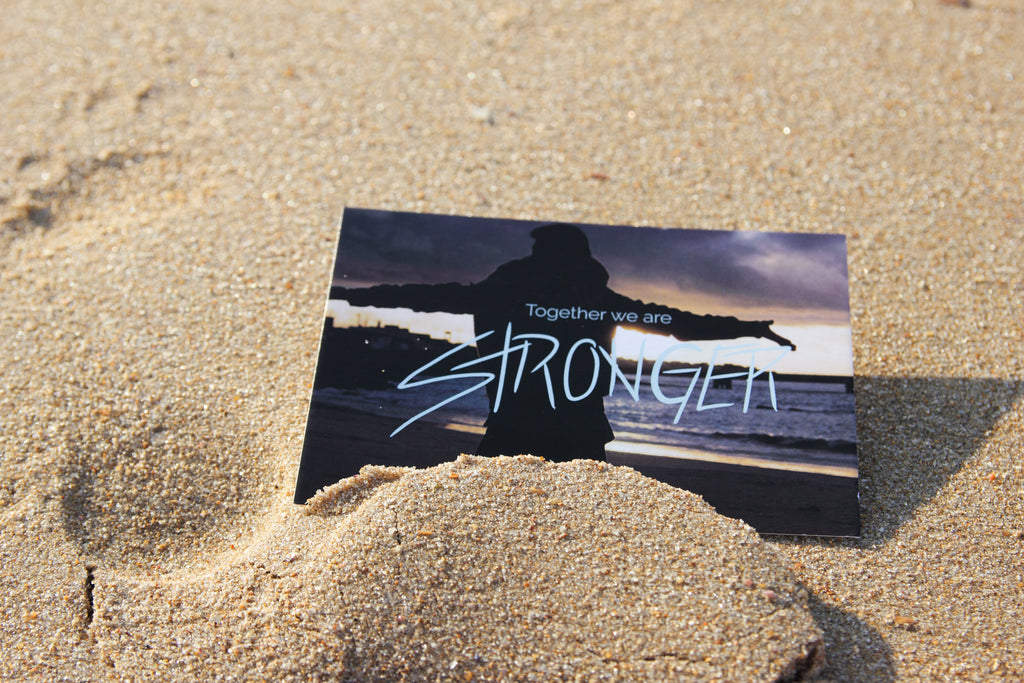 Postcard - Together we are stronger