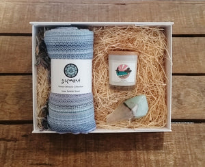 Traveller Gift Box - Blue - Sumavi