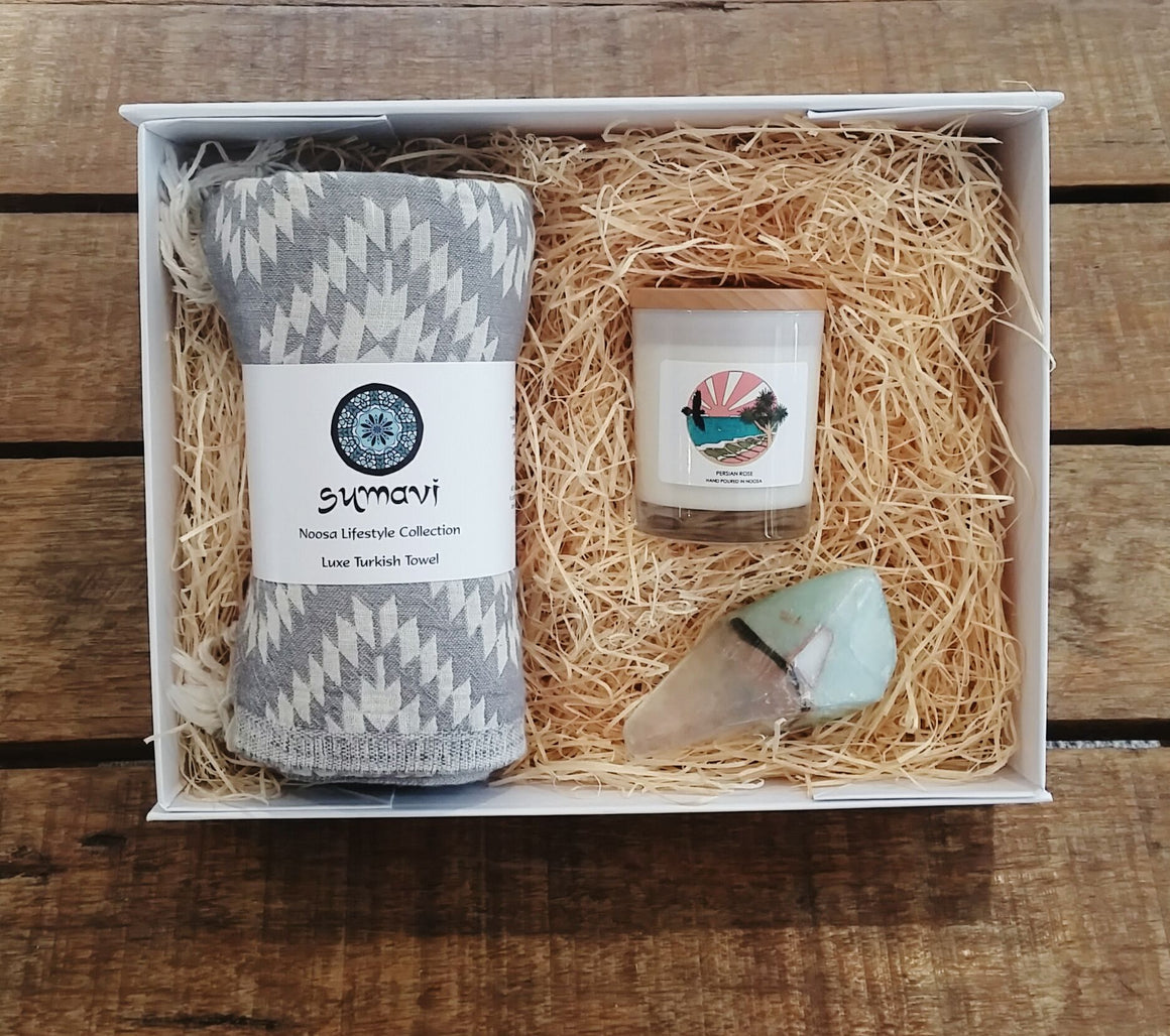 Wild One Gift Box - Grey - Sumavi