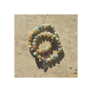 Breeze Amazonite Bracelet - Sumavi