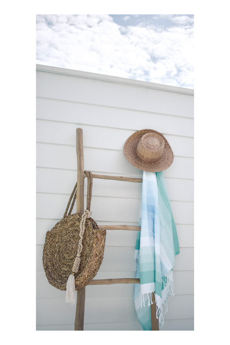 Noosa Turkish Towel - Lagoon - Sumavi