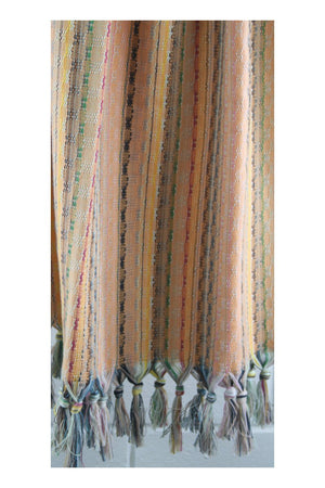 Noosa Nomad Turkish Towel - Peach - Sumavi