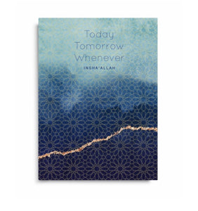 Today,Tomorrow,Whenever notebook
