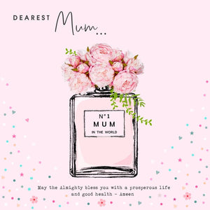 Dearest mum card