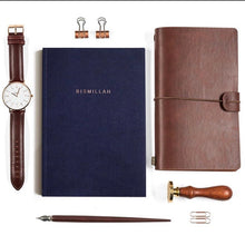 "Load image into Gallery viewer, ""Bismillah"" luxe notebook"