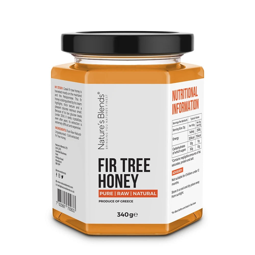 Fir tree honey (340g)