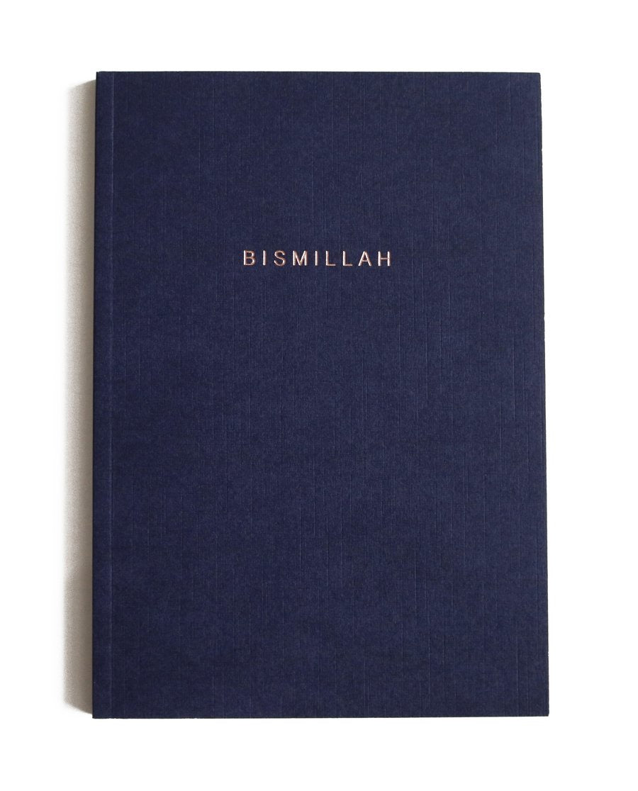 """Bismillah"" luxe notebook"