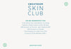 Sweatroom Skin Club On-Line Membership