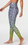 Onzie Graphic High Rise Legging Midi - Vixen