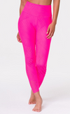 Onzie Selenite Midi Leggings - Neon Pink