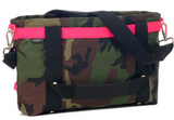The ANDI Small - Camo Pop Pink