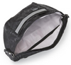The ANDI - Bum Bag Black Leopard Reflective