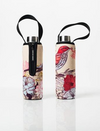 GLASS IS GREENER + CARRY COVER - 570 ML - BIRD PRINT