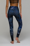 Onzie High Rise Graphic Legging - Constellation