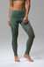 Onzie Chrome Legging - Sage