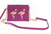 Tea & Tequila Holbox Pink Flamingo Bag