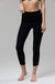 Onzie Pleated Legging - Black
