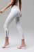 Onzie Pleated Legging - Ivory