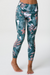 Onzie High Basic Midi Leggings - Tropical Camo