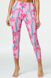 Onzie High Basic Midi Leggings - Las Palmas