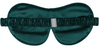 THIS IS SILK - SILK EYE MASK in Emerald Green