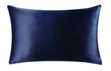 THIS IS SILK - Navy Blue SILK PILLOWCASE (22 momme)